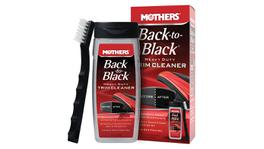 Mothers Back to Black Trim Cleaner Kit Heavy Duty 656141
