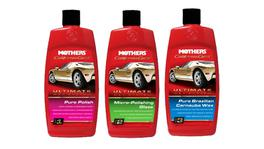Mothers 3 Step Paint Detailing Kit MD-KIT-1