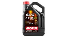 Motul 5W30 Engine Oil 8100 X-Clean EFE 100% Synthetic 5L
