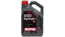 Motul 6100 SynergiePlus 5W30 Engine Oil 5L