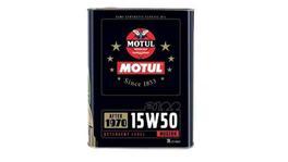 Motul 15W50 2100 Classic Engine Oil SAE Mineral 2L