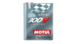 Motul 10W40 Engine Oil 300V Chrono 100% Synthetic 20L