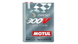 Motul 15W50 Engine Oil 300V Competition 100% Synthetic 20L