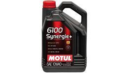 Motul 5W40 Engine Oil 6100 SynergiePlus 5L