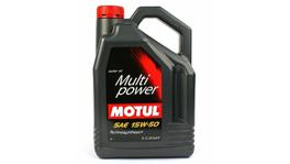 Motul 15W50 Engine Oil Multipower 5L