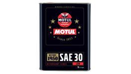 Motul SAE 30 Engine Oil Mineral Monograde 2L