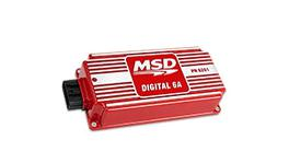 MSD Ignition Control Module Digital 6A MSD6201