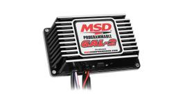 MSD Ignition Module Digital Programmable 6AL-2 Black MSD65303