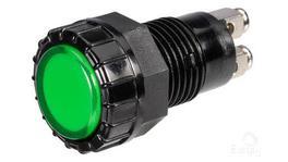 Narva Pilot Lamp 12V Green 62072BL