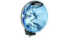 Narva Ultima 225 Blue Broad Beam Driving Lamp (Single) 12V 100W - 71667BE 263666