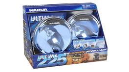 Narva Ultima 225 Blue Pencil Beam Driving Lamp Kit 12V 100W - 71680BE 263671