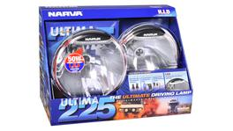 Narva Ultima 225 HID Combination Driving Lamp Kit 12V 50W - 71700HID