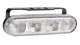 Narva LED Daytime Running Lamp (Single) W/ Park Function - 71915