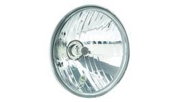 "Narva 7"" H4 Free Form Halogen Headlamp Conversion (Single) - 72000"