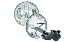 "Narva 7"" H1 Free Form High Beam Halogen Headlamp Conversion Kit 12V 55W - 72006"