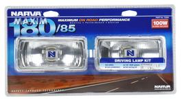 Narva Maxim 180/85 Driving Lamp Kit 12V 100W - 72250