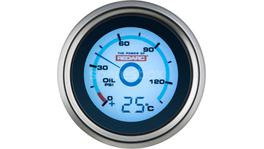 REDARC Digital Oil Pressure Gauge 12V G52-PT