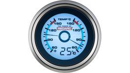 REDARC Digital Dual Temperature Gauge G52-TTT