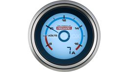 REDARC Digital Voltmeter 12V 8-18V G52-VA