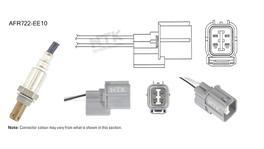 NGK NTK Oxygen Lambda Sensor AFR722-EE10