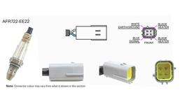 NGK NTK Oxygen Lambda Sensor AFR722-EE22