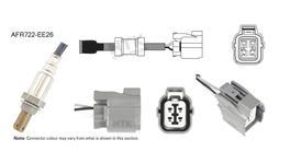 NGK NTK Oxygen Lambda Sensor AFR722-EE26