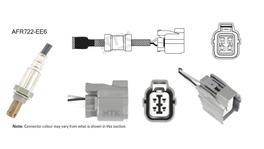 NGK NTK Oxygen Lambda Sensor AFR722-EE6