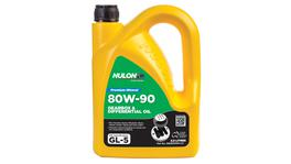 Nulon 80W90 Gearbox and Diff Oil Mineral 2.5L