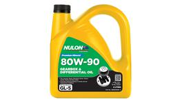 Nulon 80W90 Gearbox and Diff Oil Mineral 4L