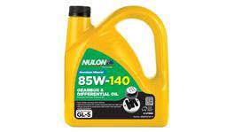 Nulon 85W140 Gearbox and Diff Oil Mineral 4L 3 Box 105334