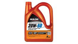 Nulon 20W50 Engine Oil Semi Synthetic High Kilometre 5L