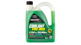 Nulon Coolant Green Long Life Pre-mix 5L
