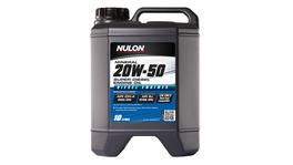 Nulon 20W50 Engine Oil Mineral Super Diesel 10L