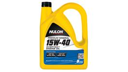 Nulon Premium Mineral Everyday Engine Oil 15W40 5L