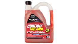 Nulon Coolant Red Long Life Pre-mix 5L