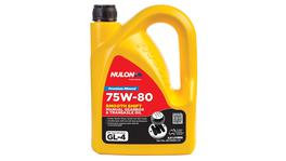 Nulon 75W80 Gearbox and Transaxle Oil Smooth Shift 2.5L 6 Box