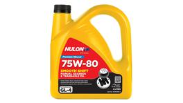 Nulon 75W80 Gearbox and Transaxle Oil Smooth Shift 4L