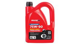 Nulon 75W90 Gearbox and Transaxle Oil Smooth Shift 2.5L 6 Box