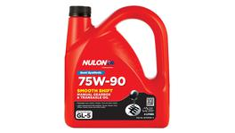 Nulon 75W90 Gearbox and Transaxle Oil Smooth Shift 4L