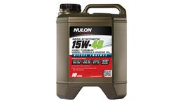 Nulon 15W40 Engine Oil Semi Synthetic High Torque Diesel 10L