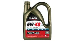 Nulon Semi Synthetic 4x4, Ute & Light Commercial Diesel Engine Oil 5W40 5L