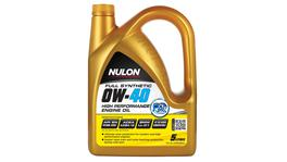 Nulon 0W40 Engine Oil Full Synthetic High Performance 5L 3 Box 109009