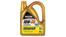 Nulon Full Synthetic Extreme Engine Oil 10W60 5L 3 Box