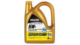 Nulon Full Synthetic Fuel Conserving Engine Oil 5W20 5L 3 Box
