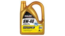 Nulon Full Synthetic Long Life Engine Oil 5W40 3 Box