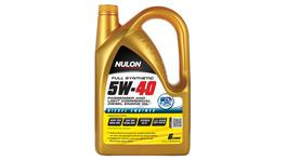 Nulon Full Synthetic Passenger and Light Commercial Diesel Engine Oil 5W40 6L 3 Box