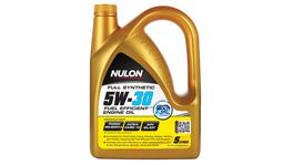 Nulon Full Synthetic Fuel Efficient Engine Oil 5W30 5L 3 Box