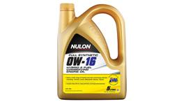 Nulon 0W16 Hybrid & Fuel Conserving Engine Oil Full Synthetic 5L 3 Box