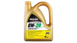 Nulon 0W20 Fuel Saving Engine Oil Full Synthetic 5L