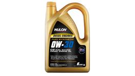 Nulon Full Synthetic Diesel Fuel Conserving Engine Oil 0W30 6L BOX 3